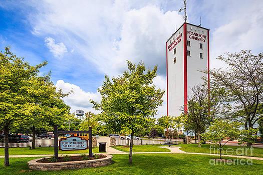 Paul Velgos - Burton Breidert Village Green in Frankfort Illinois