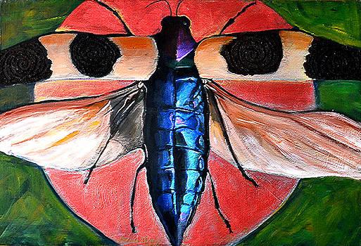Burt's Bug III by Shira Chai