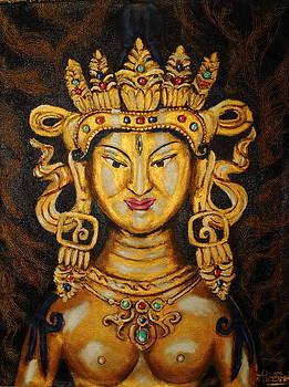 Buryatian Tara by Greeshma Manari