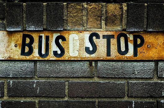 Jeff Burton - Bus Stop