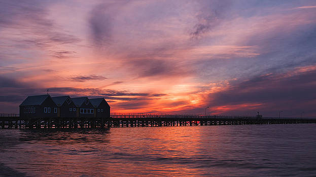 Busselton Jetty by Michael Tingey