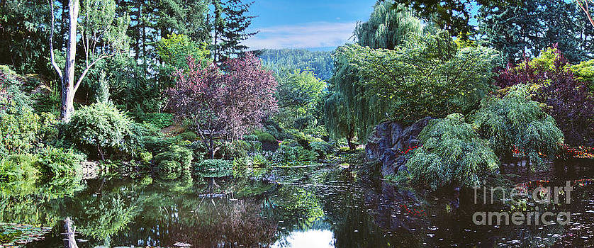 David Zanzinger - Butchart Gardens is a group of floral display gardens British Columbia Canada 3