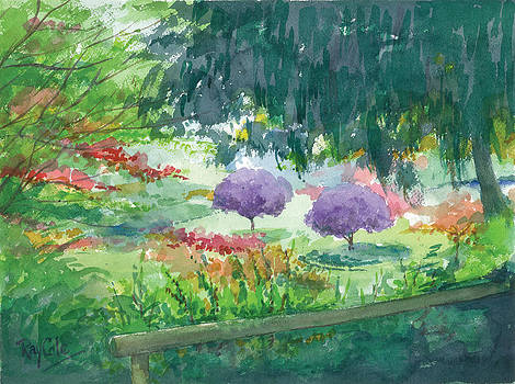 Butchart Gardens by Ray Cole
