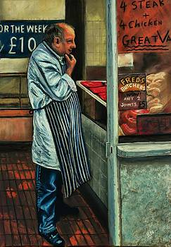 Butchers profit by Peter Jackson