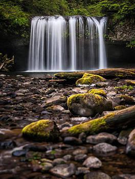 Butte Creek Falls by Brian Bonham