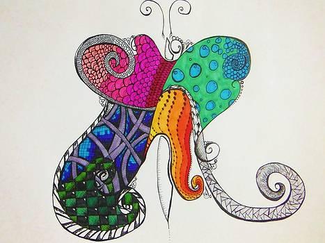 Butterflies by Lori Thompson
