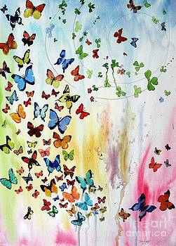 Butterflies by Tom Riggs