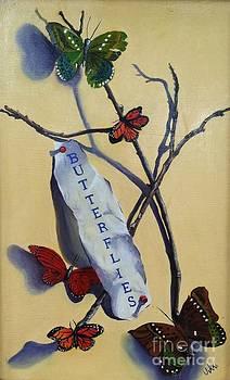 Butterflies by Vikki Angel