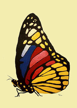 Butterfly 1 by Andrew Petras