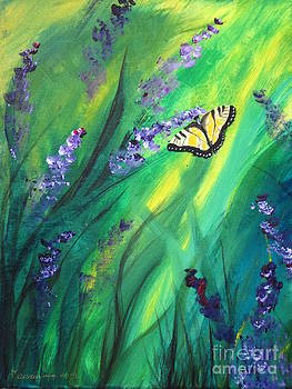 Butterfly 2 by Laurianna Taylor