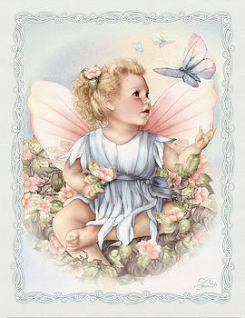 Butterfly Baby by Beverly Levi-Parker