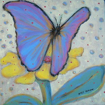 Butterfly Fantasy by Holly LaDue Ulrich