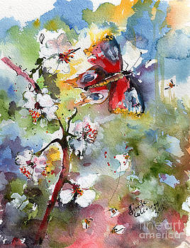 Ginette Callaway - Butterfly Flutter By