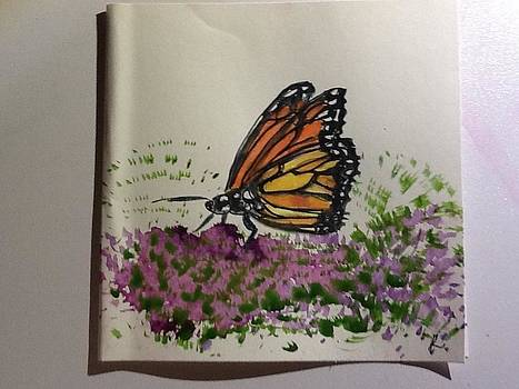 Butterfly by Kay Chappell