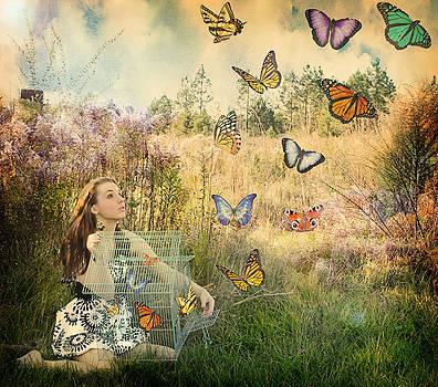 Butterfly Releaser by Tara Richelle