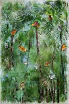 Butterfly Tree by Carol Kinkead