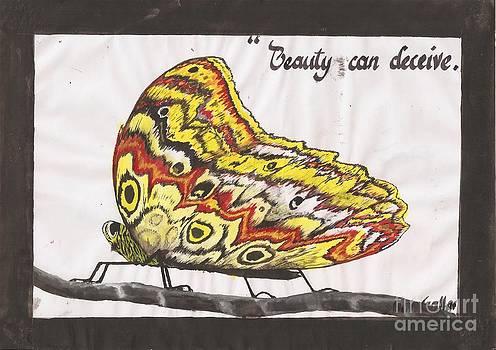 Butterfly by Wilson Shangala
