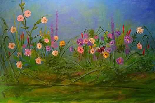Butterflys Dream Land  by Michael Mrozik