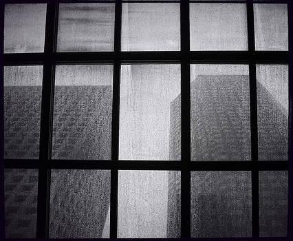 TONY GRIDER - BW Monolith Film Noir Skylight II