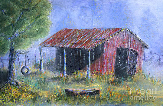 Jerry McElroy - By the Barn Out Back
