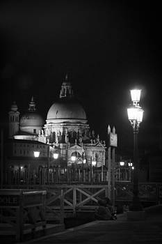 By The Dome - Venice by Lisa Parrish