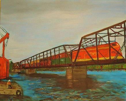 By Way of Burlington by Cindy Lawson-Kester