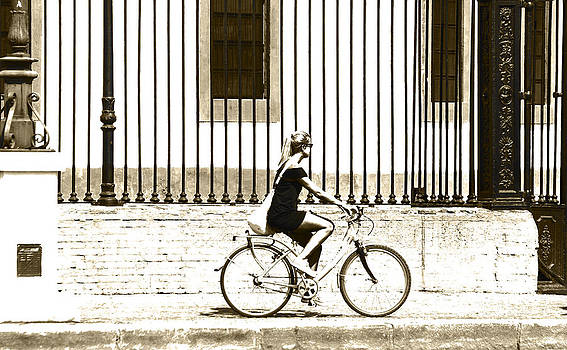 Bycicle by Herbert Seiffert