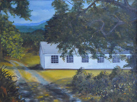 Byram Lake Chicken House by Rich Alexander