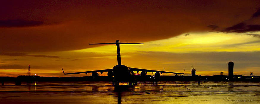 C-17 by Michael Carrigan