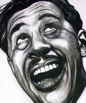 Cab Calloway by Mike Underwood
