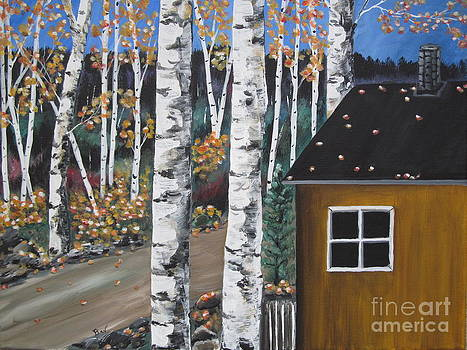 Cabin by Beverly Livingstone