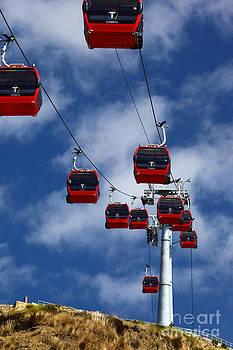 James Brunker - Cable Car Gondolas