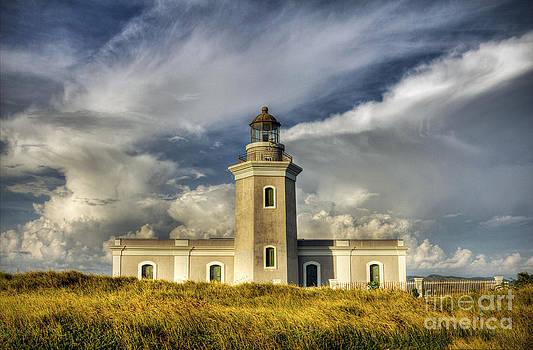 Cabo Rojo Lighthouse in Puerto Rico by Daniel Portalatin