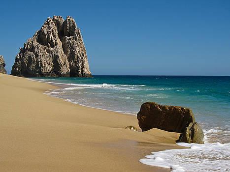 Cabo San Lucas Beach 1 by Shane Kelly