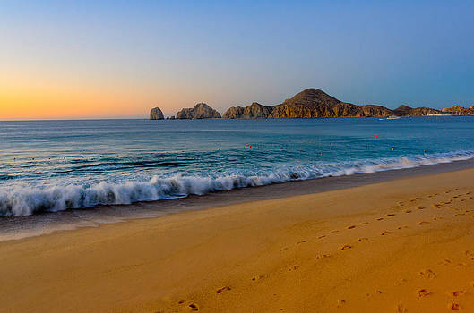 Cabo San Lucas Morning by Mark Goodman