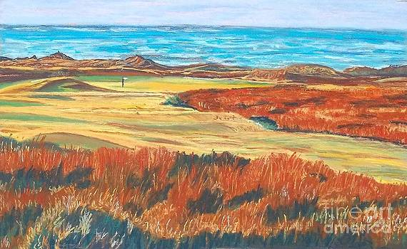 Cabot Links #8 by Frank Giordano