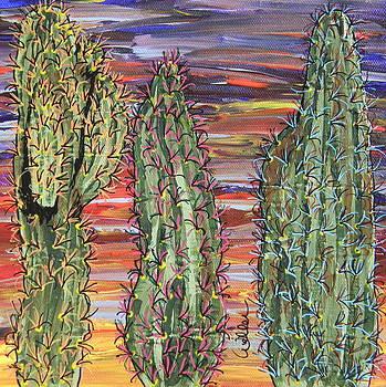 Marcia Weller - Cactus of Color 10