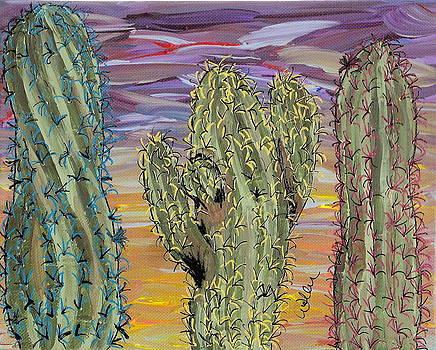 Marcia Weller - Cactus of Color 8