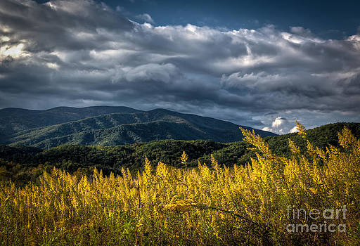 Cades Cove HDR IV by Douglas Stucky