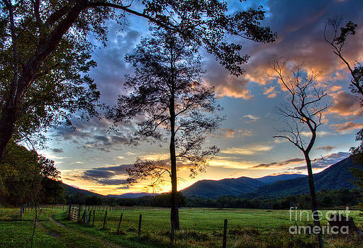 Cades Cove HDR V by Douglas Stucky