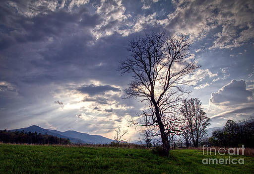 Cades Cove II by Douglas Stucky