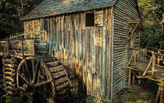 Dave Bosse - Cades Cove Mill