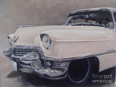 Cadillac study by Pauline Sharp