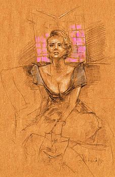 Cadillac Woman by Ertan Aktas