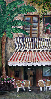 Cafe De Bon Temps by Ann Iuen