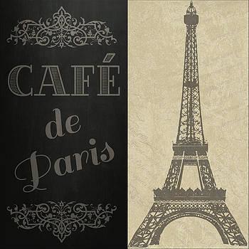 Jaime Friedman - Cafe de Paris