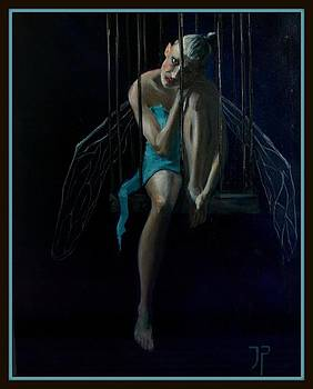 Caged Fairy by John Presley