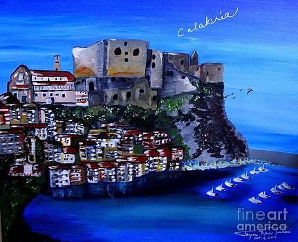 Calabria Italy by Jayne Kerr