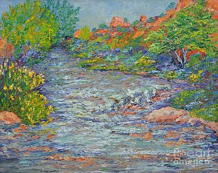 Calf Creek by Sloane Keats