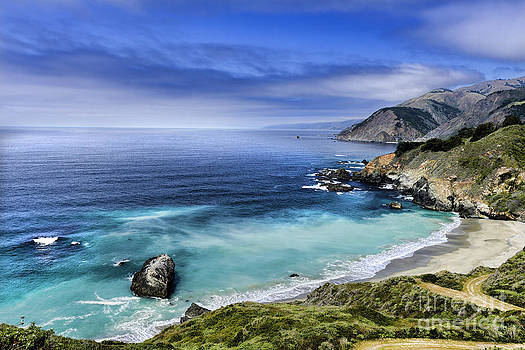 California Coast by Benny Ventura